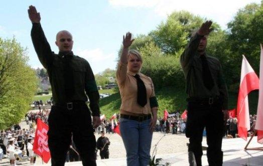 z4975601Q,Gora-sw--Anny--2-05-2007--Czlonkowie-Obozu-Narodowo-Radykalnego