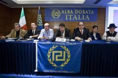 Assemblea costituente Alba Dorata Italia